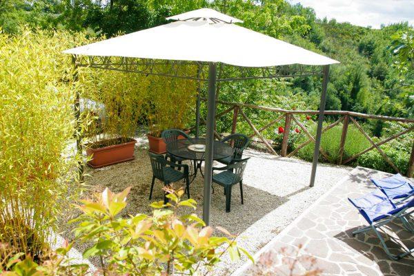 Giardinetto riservato
